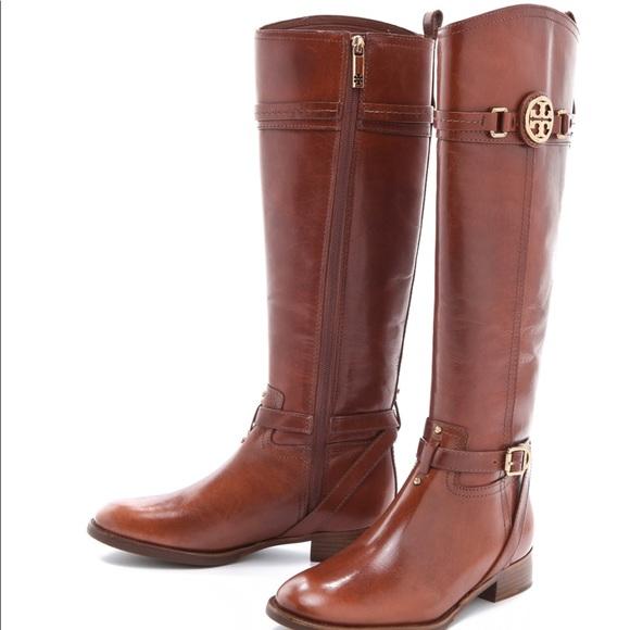 876970f025fd Tory Burch Calista Riding Boot. M 5b9407de194dad3576280eef